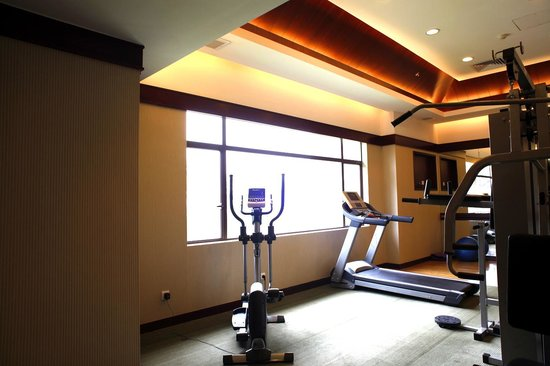Yangshuo Resort: Gym