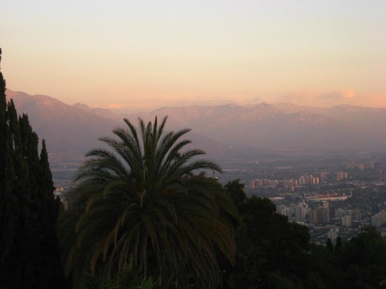 Photos of San Cristobal Hill, Santiago