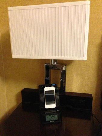 The Algonquin Hotel Times Square, Autograph Collection: Docking station