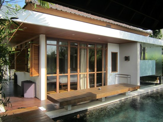 Tegal Sari: private villa and private pool