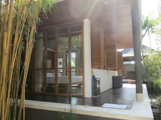 Tegal Sari: private villa
