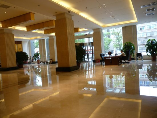 Taiyuan, China: Lobby
