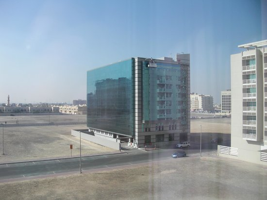 Suite Novotel Mall Of The Emirates: vue de la chambre