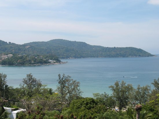 Avista Phuket Resort & Spa: a great view