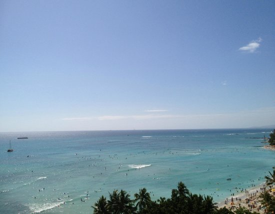 Aston Waikiki Circle Hotel: Views