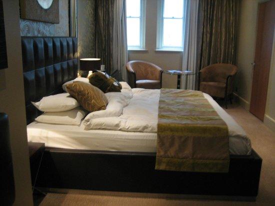Washington Mayfair Hotel: King Room