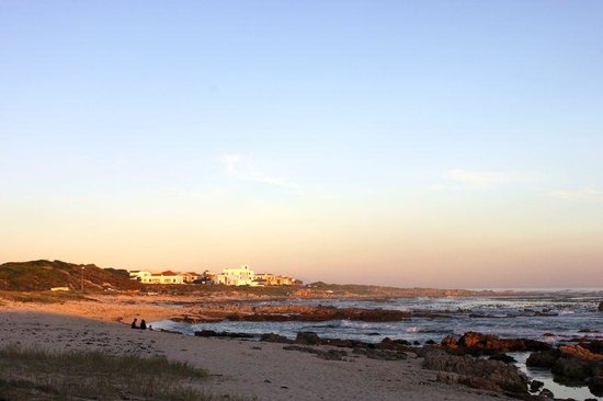 Hermanus, South Africa: views from the beach