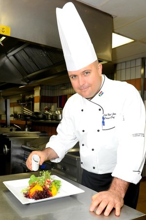 InterContinental Johannesburg OR Tambo Airport: Our Chef