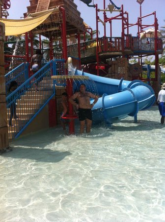 Atlantis, The Palm: kids pool