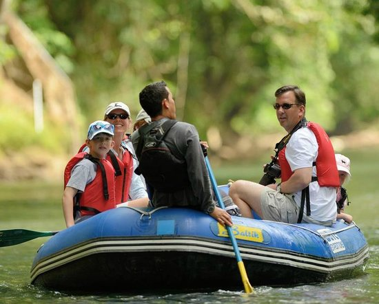 The Springs Resort and Spa at Arenal: River safari with Luis