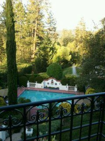 Oakhurst, Californien: Chateau du Sureau Pool