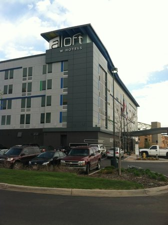 Aurora, CO: Aloft - Denver Airport