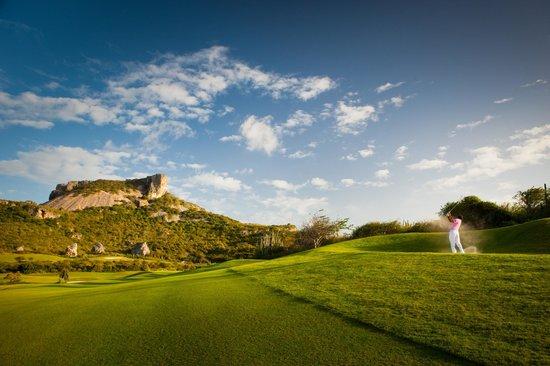 Santa Barbara Beach & Golf Resort, Curacao: Old Quarry Golf Course