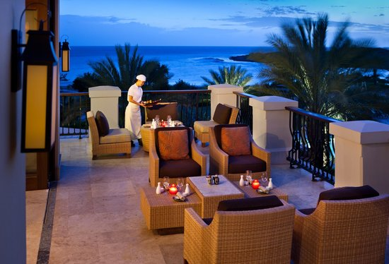Santa Barbara Beach & Golf Resort, Curacao: Jun's Sushi Bar on the Grand Balcony