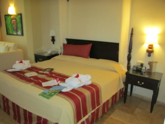 Grand Palladium Lady Hamilton Resort & Spa: junior suite