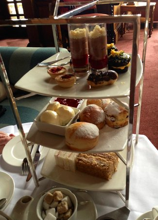 Bovey Castle Hotel: Afternoon Tea for 2