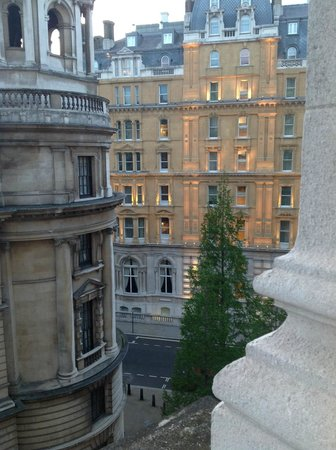 The Royal Horseguards: View from the room