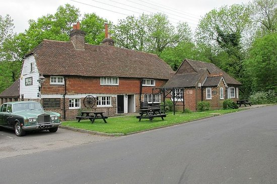 Haywards Heath, UK: The Oak at Ardingly