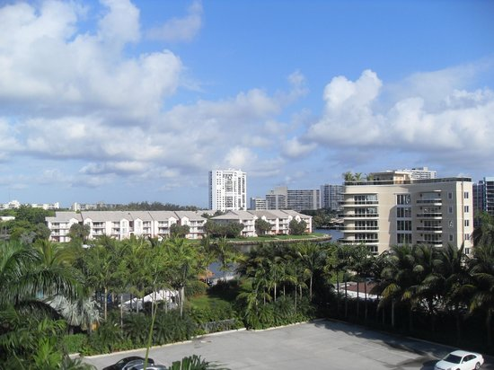 Crowne Plaza Hollywood Beach: vista