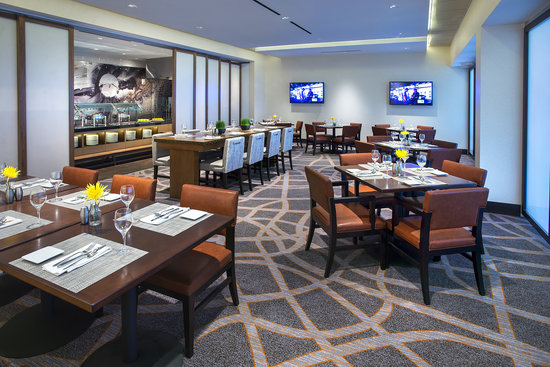 Newark Liberty International Airport Marriott: Aviation Grill