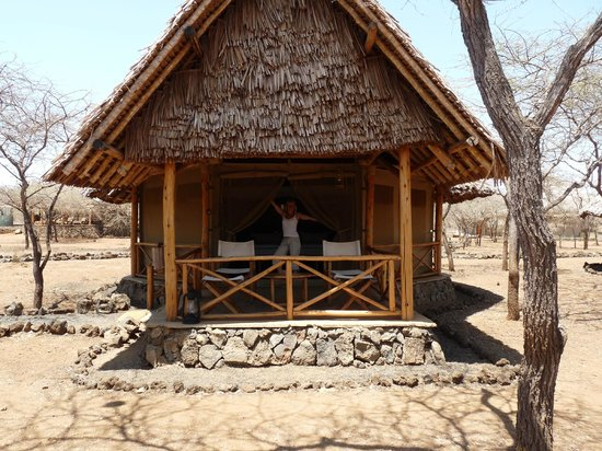 The Baobab - Baobab Beach Resort & Spa: one of the safari huts