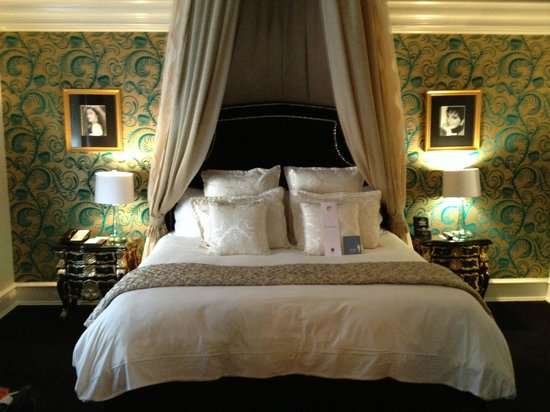 Carlton Hotel, Autograph Collection : King bedroom!