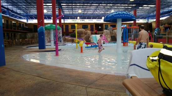 Coco Key Hotel and Water Park Resort: Kids area