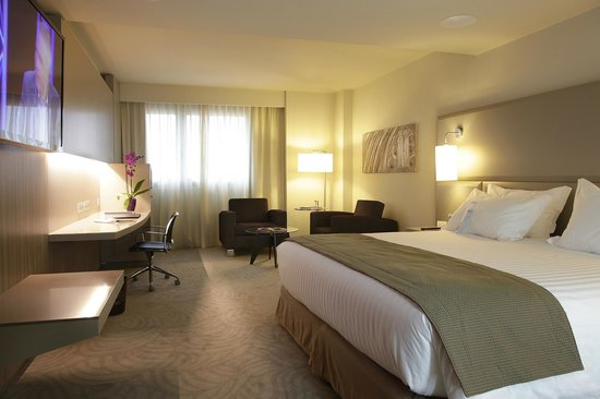 Fira Palace Barcelona: Executive Room
