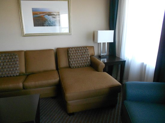 Holiday Inn Express Hotel & Suites Mt Pleasant-Charleston: Comfort at the end of the day