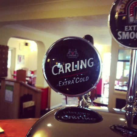 Stafford, UK: Carling