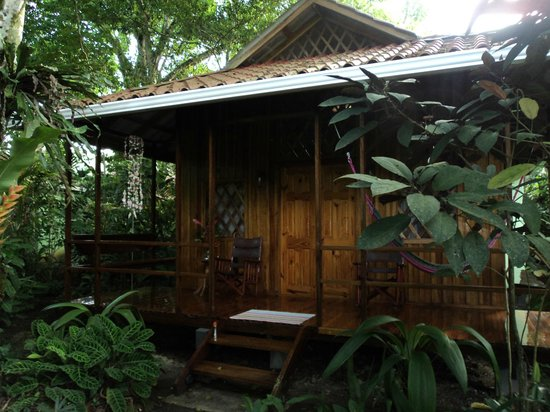 Coral Hill Bungalows: The Toucan bungalow
