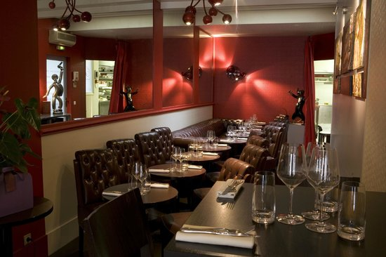 Le boudoir paris champs elysees restaurant reviews