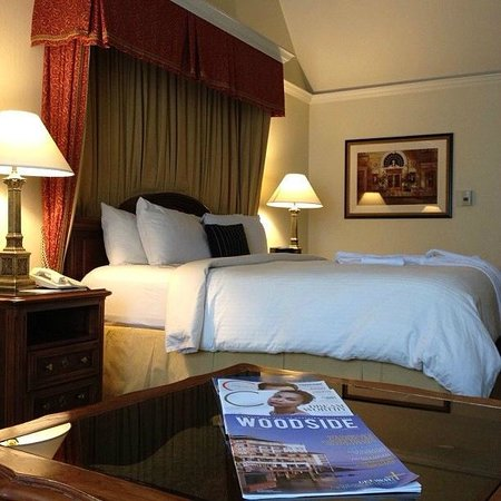 Lafayette, Californien: The Premium King room