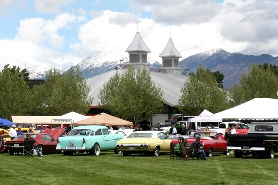 Lehi, UT: UVU Car Expo