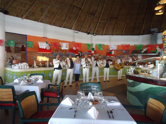 Royal Decameron Puerto Vallarta : Restaurant