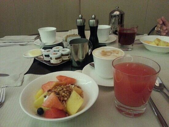 Hyatt Regency Kiev: Great Breakfast