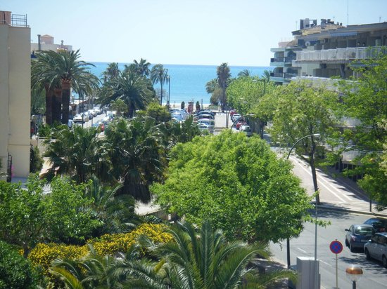 Tryp Port Cambrils: very nice view