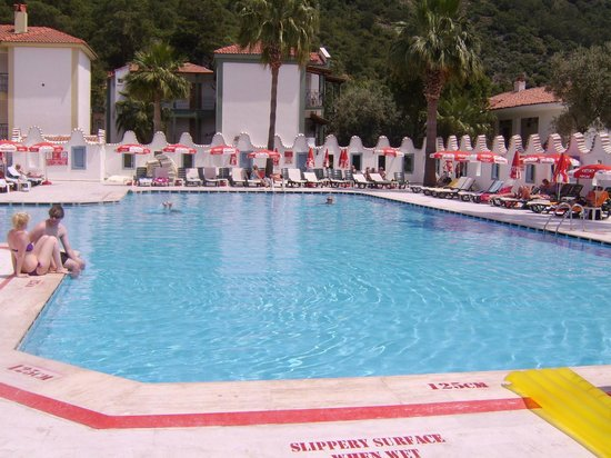 Karbel Hotel: Hotel Karbel swimming pool
