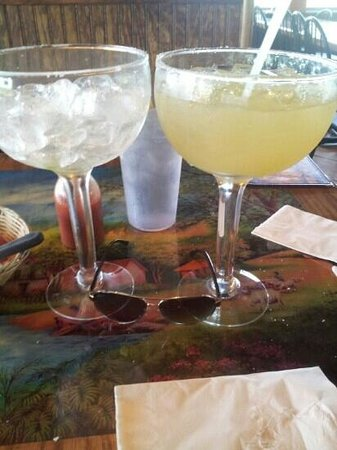 Goodlettsville, Теннесси: awesome Margaritas