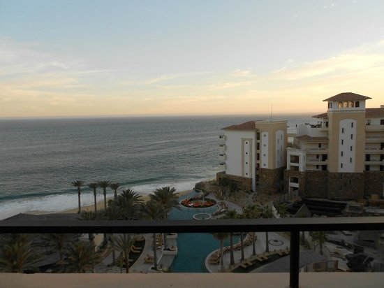 Grand Solmar Land's End Resort & Spa: View from my room on the 8th Floor of Building 6