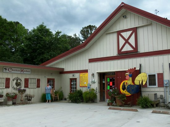Bluffton, Carolina del Sud: Cahills Chicken Market