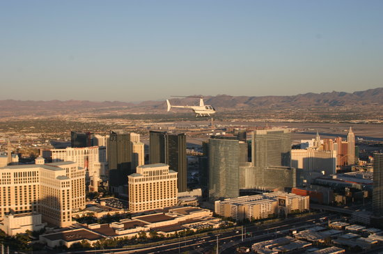 North Las Vegas, NV: 702 Helicopters Las Vegas Helicopter Strip Tour