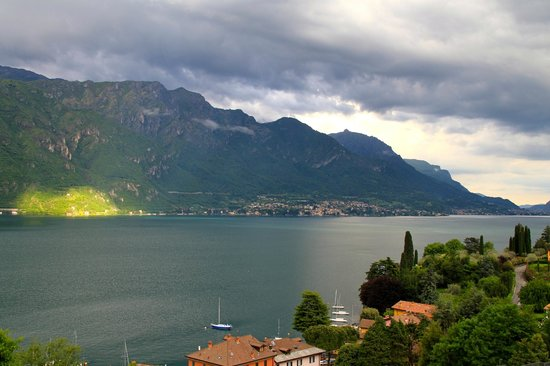Hotel Belvedere Bellagio: Beautiful View