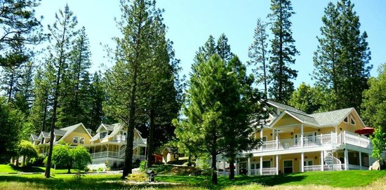 Groveland, Californië: The Blackberry Inn Bed & Breakfast