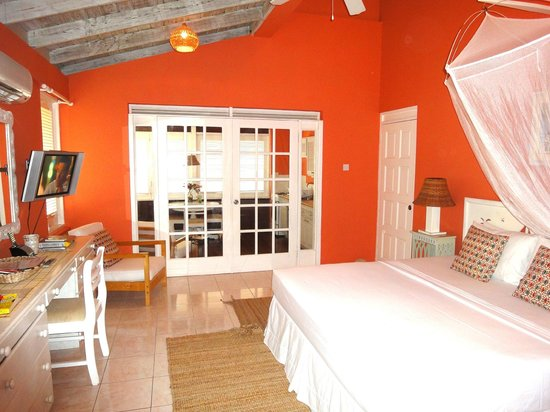 Friendship, Bequia: Our room