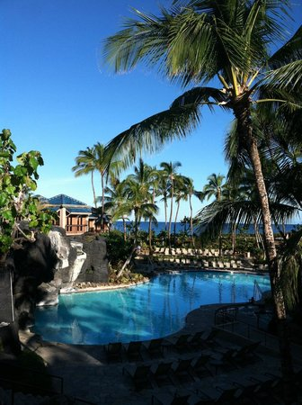 Hilton Waikoloa Village: Many Pools with variety