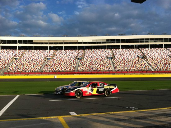 Concord, NC: NASCAR Racing Experience is the best!
