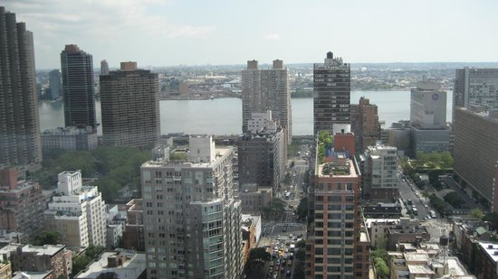 Affinia Dumont: East River view from our Skyline Junior Suites