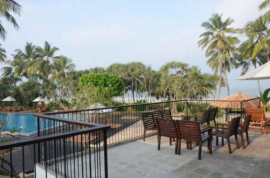 Avani Bentota Resort & Spa: The Balcony of the suite