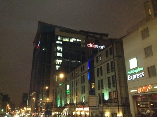 Holiday Inn Glasgow City Centre Theatreland: Hotel